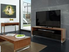 Cascadia 8257 - BDi home theater furniture Home Theater Tv, Home Theater Furniture, Tv Furniture, Entertainment Furniture, Home Theater Seating, Types Of Furniture, Furniture Stores, Tv Stands Uk, Modern Tv Cabinet