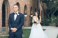 [Wedding] - Brookville Country Club in Glen Head, NY - Ben Lau Glen Head, Spreading Rumors, Song Request, Wedding First Look, Live Picture, Country Club Wedding, Monique Lhuillier, Esquire, Headpiece