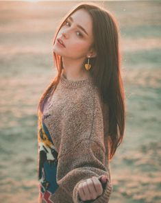 Beautiful celebrities and starlets. Actresses, singers, models and more! Mode Ulzzang, Ulzzang Girl, Girl Face, Woman Face, Loren Grey, Girl Pictures, Girl Photos, Stylish Girl Pic, Beautiful Girl Image