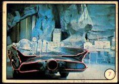Batman Photo Cards (Topps, 1966)