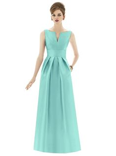 Alfred Sung Style D655 http://www.dessy.com/dresses/bridesmaid/d655/#.Utg7qvuB3sY