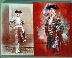 Tercio de Pinceles: Pintura y fotografía, genealogía de una alianza taurina...Eloy Morales