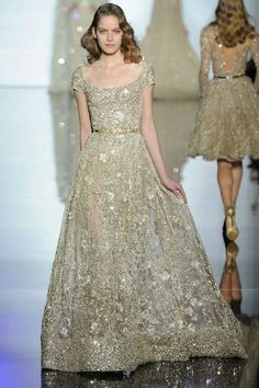 Zuhair Murad Haute Couture Collection for Spring 2015