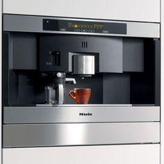 I will definitely install a built-in espresso machine, yummmmmmy