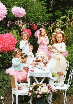 donna hay 3 Donna Hay for simply beautiful party ideas Girls Tea Party, Princess Tea Party, Disney Princess, Fairy Birthday Party, Girl Birthday, Birthday Crowns, Birthday Parties, Birthday Celebration, Birthday Ideas