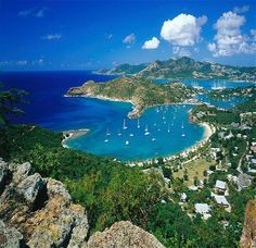 This week our featured vacation is Exotic Caribbean Cruises! Contact us today if you would like to book one, and see beautiful places like Antigua! #GoTravel #Travel #Antigua #Beach