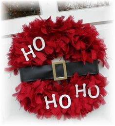 Rusted Treasure: 5 Great #DIY Christmas Wreaths