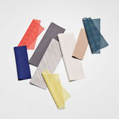 Curtain collection by Doshi Levien