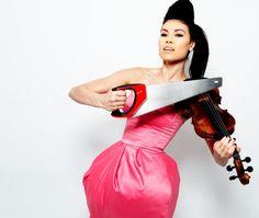 Ann Marie Calhoun, violinist