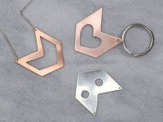 Sheet Metal Jewelry Basics - Saw, File, Sand, & Polish