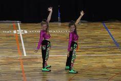 Girls dancing | Marta & Claudia in NO BRAKES| HOT STEPS Sabadell 2014