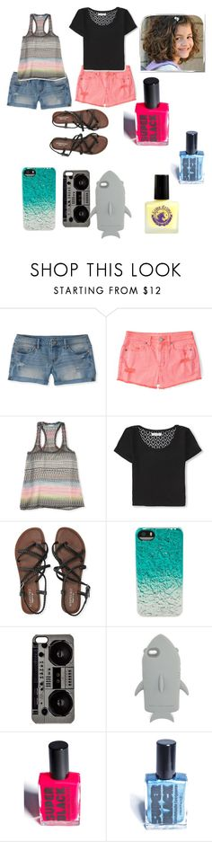 """""""spring shopping"""" by amarianamichelle ❤ liked on Polyvore featuring Aéropostale, Marc by Marc Jacobs, Zero Gravity, STELLA McCARTNEY and Lime Crime"""