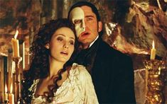 Phantom of the Opera....Oh the wonderful music and the exquisite Emmy Rossum!