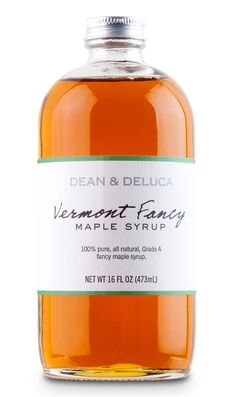 Dean & DeLuca Maple Syrup - Vermont Fancy