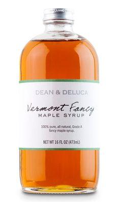 Dean & DeLuca Maple Syrup - Vermont Fancy