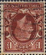 Great Britain 1934 King George V Head SG 441wi Fine Used Scott 212 Other British Commonwealth Stamps HERE!