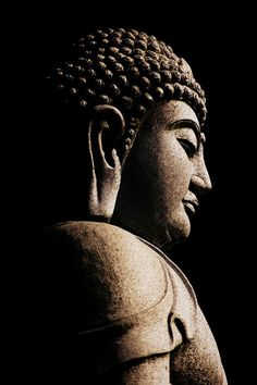 Image of Statue of Buddha in Japanese cemetery from the art & design photos of Mike Cash. Gautama Buddha, Buddha Buddhism, Buddha Art, Buddha Statues, Buddha Wisdom, Buda Zen, Buddha Sculpture, Buddha Painting, Thai Art