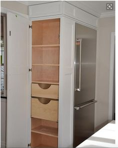 Pantry cabinet do it yourself home projects from ana white home pantry cabinet do it yourself home projects from ana white home pinterest ana white pantry and kitchens solutioingenieria Choice Image