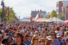 What to Expect for the H Street Festival in September | Borderstan