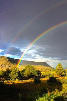 Double Rainbow Conejos River