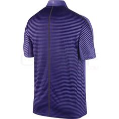 Nike Tiger Woods TW Engineered Stripe Polo 585786 | Discount Golf World