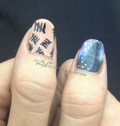 The Nailinator: Doctor Who Nail Art