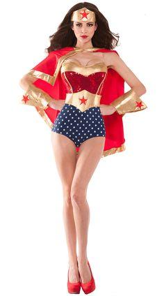 Wonderful Babe Costume