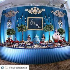 Decoração Príncipe Realeza: mais de 50 ideias – Inspire sua Festa ®