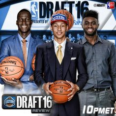 We review the Eastern Conference's #NBADraft next on NBA TV!