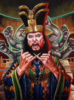 Big Trouble In Little China - The Immortal by Jason Edmiston