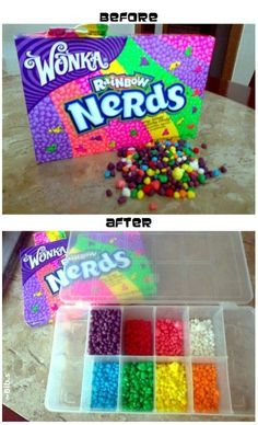 OCD at its finest hahaha... I would do this