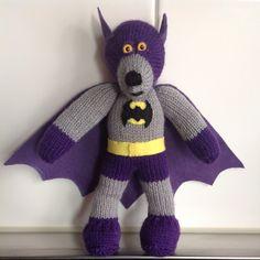 Original Batman Bear