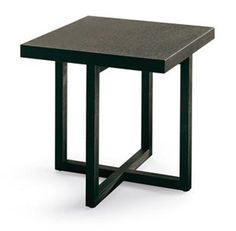 Contemporary End & Night Table from Poliform USA
