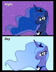 My little pony princess Luna My Little Pony Twilight, My Little Pony Comic, My Little Pony Characters, My Little Pony Drawing, My Little Pony Pictures, Mlp My Little Pony, My Little Pony Friendship, Princesa Celestia, Celestia And Luna