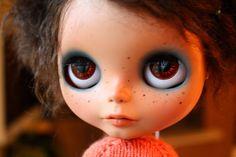 A face w/o freckles is like a sky w/o stars....