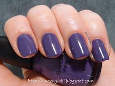 Sinful Colors Amethyst: for Fun Friday