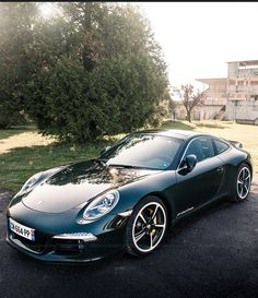 Porsche 991 Club Coupe.