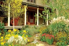 Drought tolerant gardens - God knows we need those type of gardens in Tx.