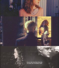 Not a big dramione fan but I have to admit this is cute.