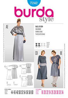 Simplicity Creative Group - Burda Style Dress