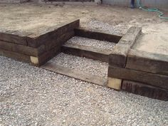 New Retaining Wall Ideas Railroad Ties 34 Ideas