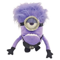 Despicable Me Boys' Backpack - Purple