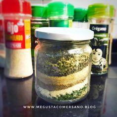 Vegan Vegetarian, Vegetarian Recipes, Healthy Recipes, Vegan Starters, Batch Cooking, Tapas, Health Tips, Mason Jars, Spices