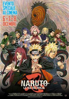 Naruto – La via dei ninja, evento speciale a dicembre 2014 nei #cinema ...  #trailer