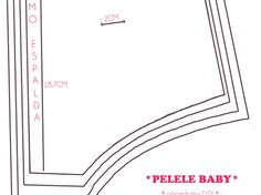 PELELE BEBE - Google Drive Couture, Google Drive, Letters, Ideas Para, Lana, Baby Clothes Patterns, Kids Modeling, Baby Shoes Pattern, Dresses For Babies