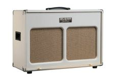 Rivera Venus 212 Extension Cabinet with Vintage 30's White