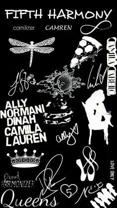 Camren Fifth Harmony Camila Cabello Lauren Jauregui