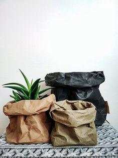Papírový pytel // S Diy, Bricolage, Do It Yourself, Homemade, Diys, Crafting