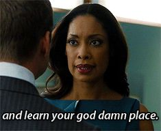 "Community Post: 19 Times Jessica Pearson From ""Suits"" Proved She Was The Real HBIC"