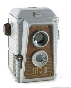 United States Camera Corp Reflex III